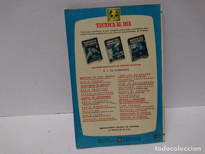 Radios antiguas: 154-Manual radio. Reproducción sonora - Foto 2 - 181426547