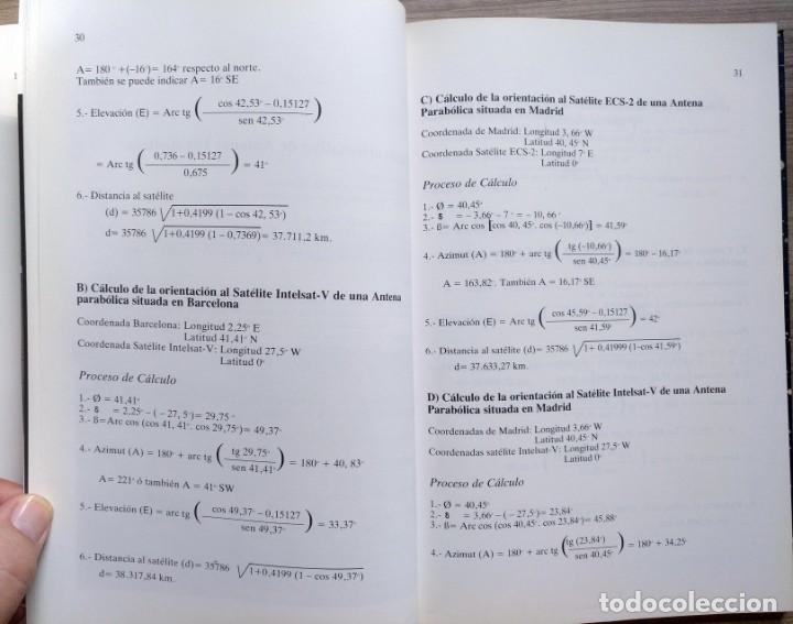 Radios antiguas: electronica, libro manual tecnico tv, television satelite - televes - Foto 2 - 184871397