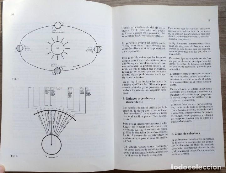 Radios antiguas: electronica, libro manual tecnico tv, television satelite - televes - Foto 5 - 184871397