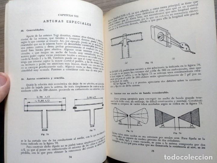 Radios antiguas: electronca, antenas de TV - ediciones rede - Foto 4 - 185708581