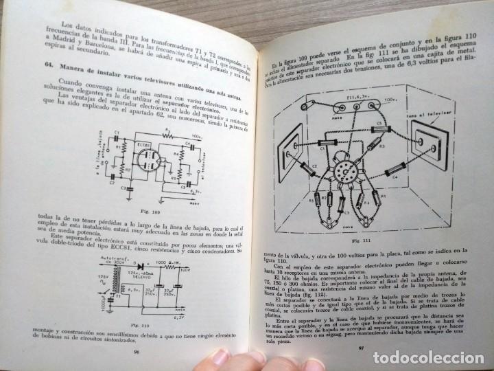 Radios antiguas: electronca, antenas de TV - ediciones rede - Foto 5 - 185708581