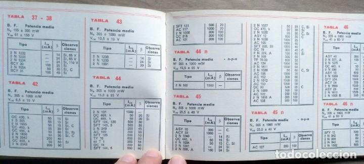 Radios antiguas: libro, electronica, formulalrio, formulaire radio, paris, esta en frances - Foto 2 - 241482255