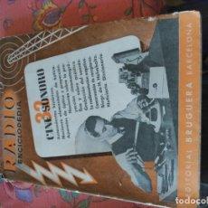 Radios antiguas: RADIO ENCICLOPEDIA. CINE SONORO 32. Lote 187088972