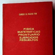 Radios Anciennes: CURSO DE RADIO FM. TOMO 6. ERATELE. Lote 189558678