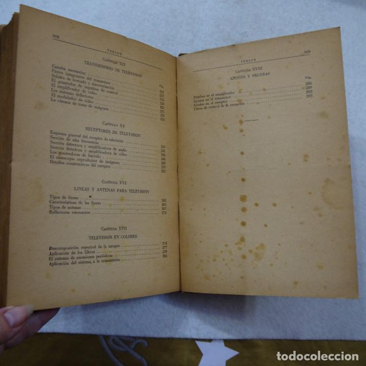 Radios antiguas: TELEVISIÓN - ING. F. L. SINGER - EDITORIAL HASA - 1974 - Foto 7 - 193761410