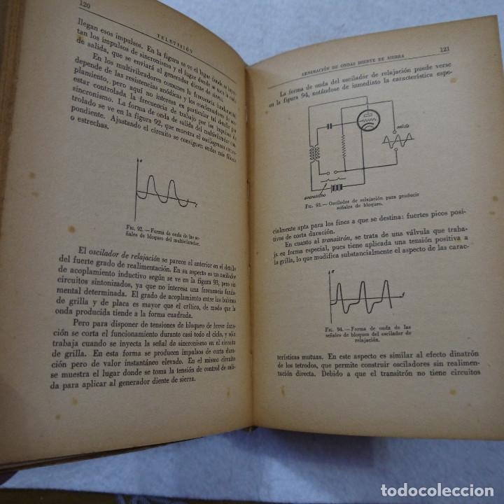 Radios antiguas: TELEVISIÓN - ING. F. L. SINGER - EDITORIAL HASA - 1974 - Foto 8 - 193761410