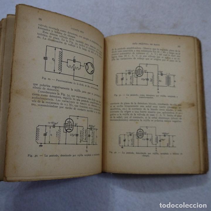 Radios antiguas: GUÍA PRÁCTICA DE RADIO - ING. AGUSTÍN RIU - 1936 - Foto 9 - 193762735