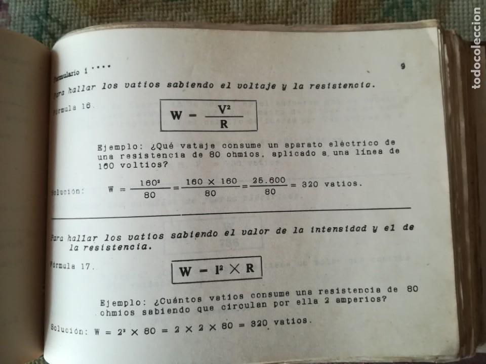 Radios antiguas: CURSO DE RADIO POR CORREO MAYMÓ COMPLETO - Foto 10 - 193811926