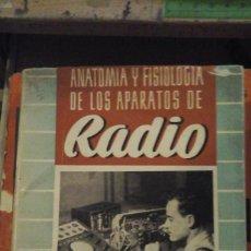 Radios antiguas: CALIBRACIÓN, AJUSTE Y REPARACIÓN DE RADIOS (BARCELONA, HACIA 1940). Lote 195226455