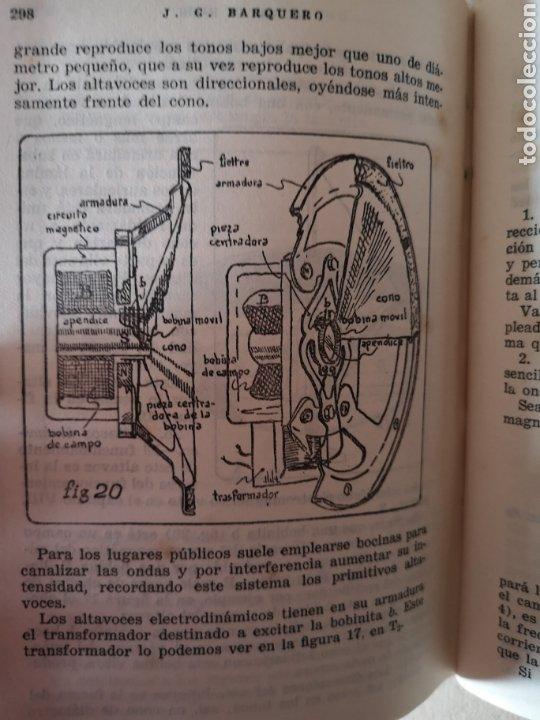 Radios antiguas: Manual de Radio 1942 Joaquín Gómez Baquero - Foto 6 - 199858796