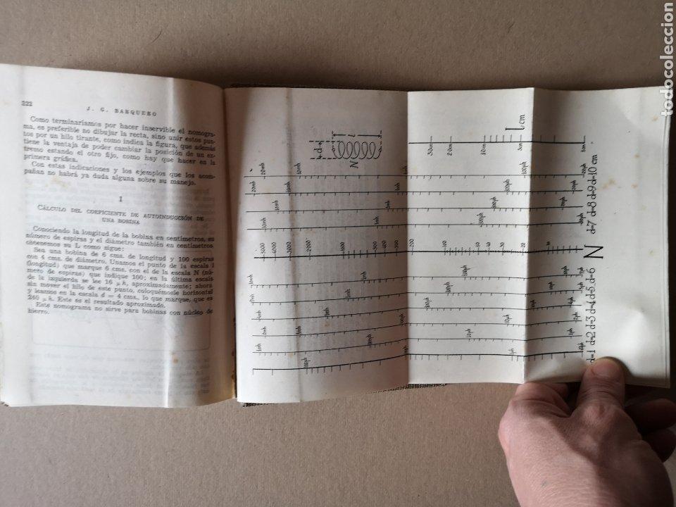 Radios antiguas: Manual de Radio 1942 Joaquín Gómez Baquero - Foto 8 - 199858796