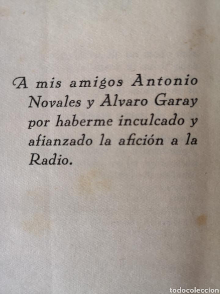 Radios antiguas: Manual de Radio 1942 Joaquín Gómez Baquero - Foto 12 - 199858796