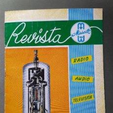 Radios antiguas: REVISTA MINIWATT .ENERO 1965. Lote 199905872
