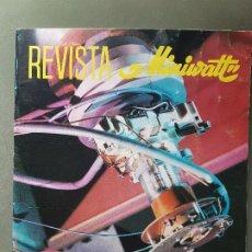 Radios antiguas: REVISTA MINIWATT . ENERO 1966. Lote 199907221