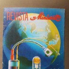 Radios antiguas: REVISTA MINIWATT . SEPTIEMBRE 1966. Lote 199907953