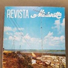 Radios antiguas: REVISTA MINIWATT . NOVIEMBRE 1967. Lote 199923331