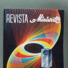 Radios antiguas: REVISTA MINIWATT . MAYO 1968. Lote 199923707