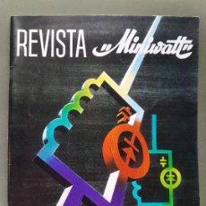 Radios antiguas: REVISTA MINIWATT . EERO 1969. Lote 199924147