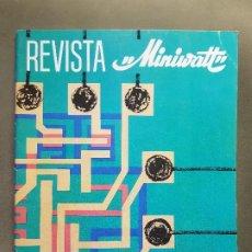 Radios antiguas: REVISTA MINIWATT . ENERO 1970. Lote 199926376