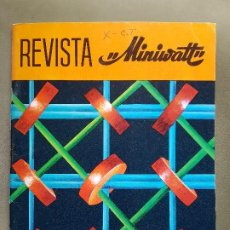 Radios antiguas: REVISTA MINIWATT . MARZO 1970. Lote 199926631