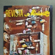 Radios antiguas: REVISTA MINIWATT . ENERO 1971. Lote 199926975