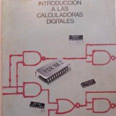 Radios antiguas: INTRODUCCION A LAS CALCULADORAS DIGITALES MONDADO MINIWATT 1970. Lote 203045001