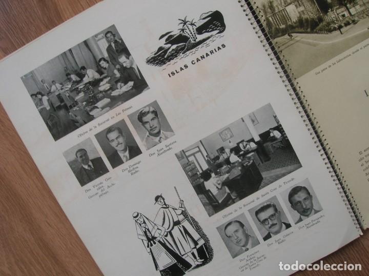 Radios antiguas: ONDAS Y ESTRELLAS PHILIPS EN ESPAÑA. ESCUDO EN PORTADA DE AGUILA DE SAN JUAN. EPOCA DE FRANCO. 1951. - Foto 8 - 205828425