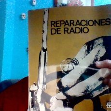 Radios antiguas: REPARACION DE RADIO AFHA 1974. Lote 206913120