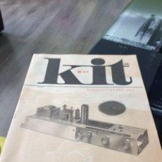 Radios antiguas: MANUAL KIT AFHA R-01. Lote 206920691