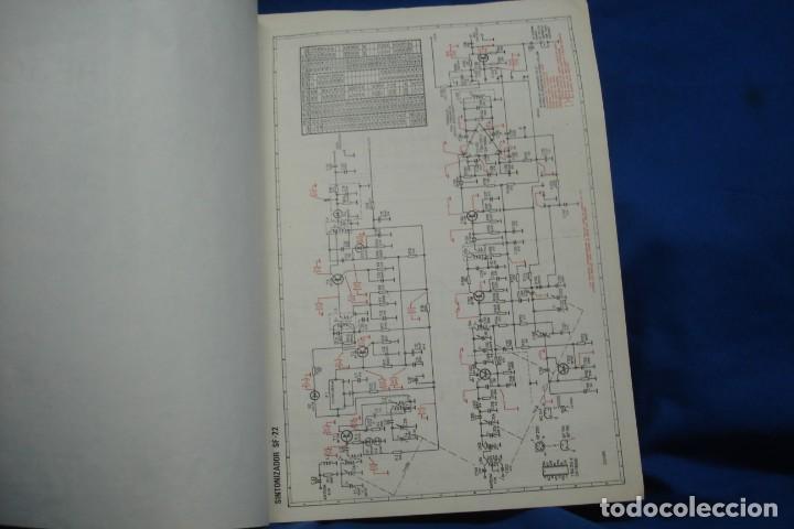 Radios antiguas: ESQUEMAS DE AMPLIFICADOR RECEPTOR HF30 - ELECTRÓNICA CLARIVOX - Foto 2 - 209290010