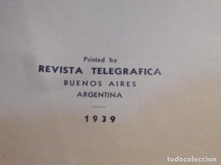 Radios antiguas: Aparatos de radio a Válvulas, The Radio Amateurs HandBook en Castellano - American Relay League 1939 - Foto 4 - 210380302