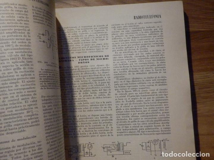 Radios antiguas: Aparatos de radio a Válvulas, The Radio Amateurs HandBook en Castellano - American Relay League 1939 - Foto 13 - 210380302