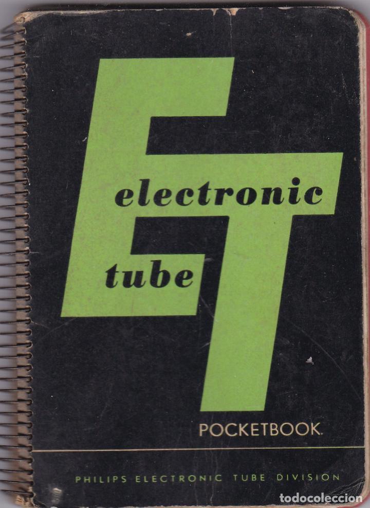ELECTRONIC TUBE 1953 (Radios, Gramófonos, Grabadoras y Otros - Catálogos, Publicidad y Libros de Radio)
