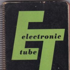 Rádios antigos: ELECTRONIC TUBE 1953. Lote 213894192