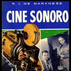 Radios antiguas: COLECCION DE RADIO REPARACIONES. DARKNESS. CINE SONORO.. Lote 216631491