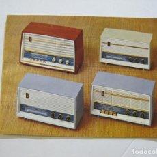 Radios antiguas: RADIO RECEPTOR INVICTA 1968-INSTRUCCIONES PUBLICIDAD ANTIGUA-VER FOTOS-(K-336). Lote 293793743