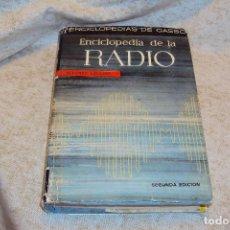 Radios antiguas: ENCICLOPEDIA DE LA RADIO. Lote 221802481