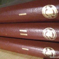 Rádios antigos: ENCICLOPEDIA TEORICO PRACTICA EN 60 LECCIONES RADIOAFICION Y CB 3 TOMOS MARCOMBO 1983. Lote 222328582