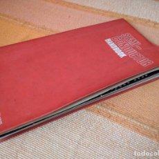 Radios antiguas: MANUAL DE TRANSISTORES, OCTAVA EDICIÓN REVISADA 1971. HOLANDA.. Lote 222378553