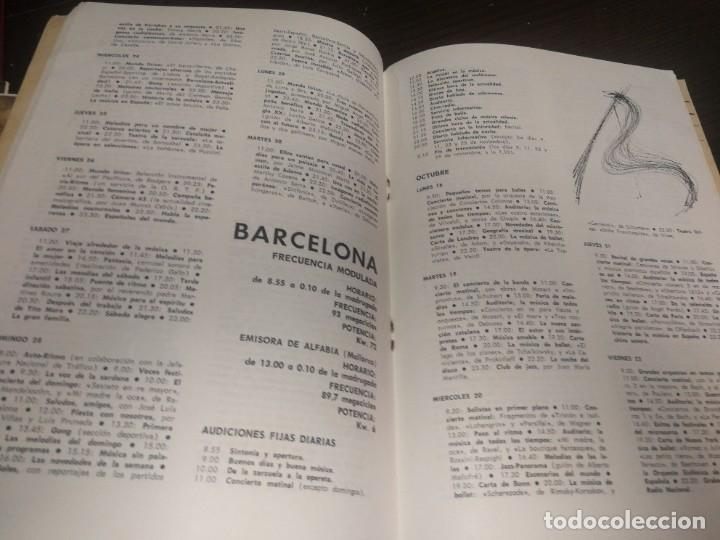 Radios antiguas: BOLETÍN OFICIAL RADIO NACIONAL DE ESPAÑA (1965) - Foto 2 - 224974320