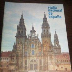 Radios antiguas: BOLETÍN OFICIAL RADIO NACIONAL DE ESPAÑA (1965). Lote 224976125