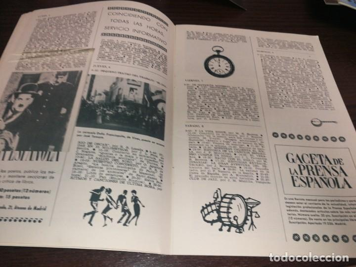 Radios antiguas: BOLETÍN OFICIAL RADIO NACIONAL DE ESPAÑA (1964) - Foto 3 - 224978150