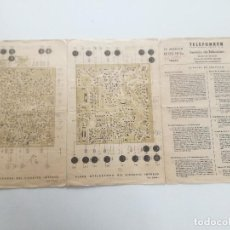 Radios antiguas: TELEFUNKEN TV MODELO FE 123 / 19 TA - AJUSTES, OLANOS CIRCUITOS Y ESQUEMA 1962 / 63 // TELEVISOR. Lote 227693220