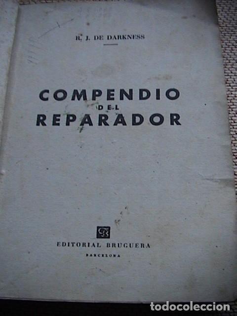 Radios antiguas: Lote 8 tomos de Radio Enciclopedia. R. J. Darkness - Foto 10 - 229680515
