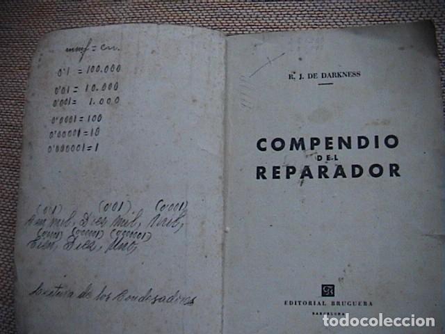 Radios antiguas: Lote 8 tomos de Radio Enciclopedia. R. J. Darkness - Foto 11 - 229680515