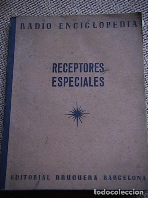 Radios antiguas: Lote 8 tomos de Radio Enciclopedia. R. J. Darkness - Foto 12 - 229680515