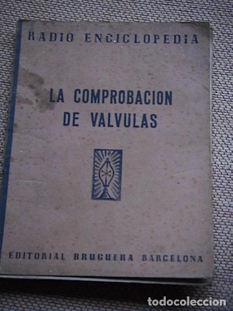 Radios antiguas: Lote 8 tomos de Radio Enciclopedia. R. J. Darkness - Foto 13 - 229680515