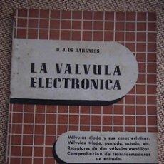 Radios antiguas: LOTE 8 TOMOS DE RADIO ENCICLOPEDIA. R. J. DARKNESS. Lote 229680515