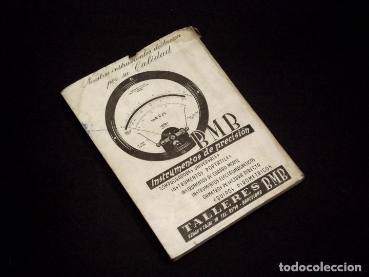 Radios antiguas: RADIO ENCICLOPEDIA - 33 CINE SONORO II - 1ª EDICIÓN (1946) - VER DESCRIPCIÓN Y FOTOS. - Foto 2 - 231303060