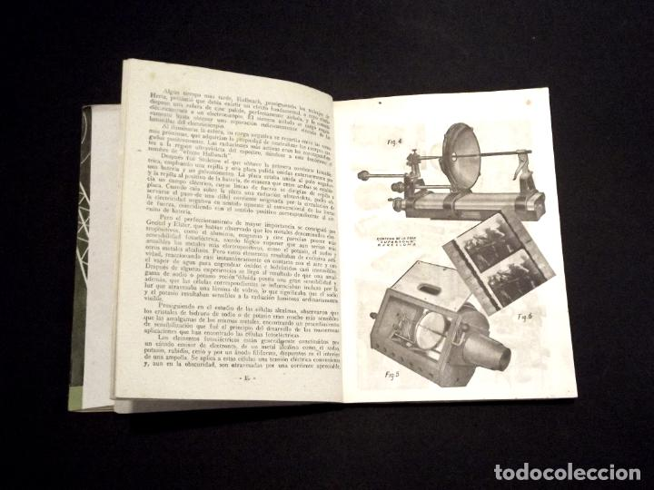 Radios antiguas: RADIO ENCICLOPEDIA - 33 CINE SONORO II - 1ª EDICIÓN (1946) - VER DESCRIPCIÓN Y FOTOS. - Foto 5 - 231303060